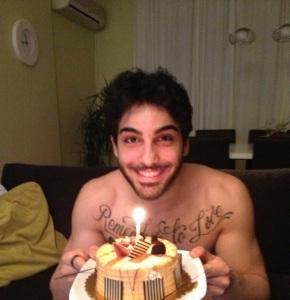 Birthday boy, feb 5th, 2013
